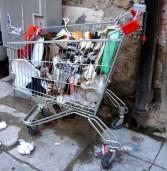 Il 7% della spesa nella spazzatura
