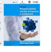 RESPONSABILITA' SOCIALE D'IMPRESA E SOLIDARIETA'