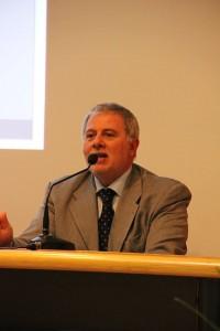 Valter Venturi, Presidente Banco Alimentare Umbria