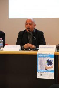 Salvatore Fabrizio, Direttore Cesvol PG